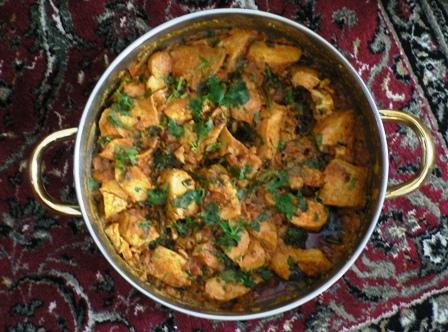 Chicken Chintakaya