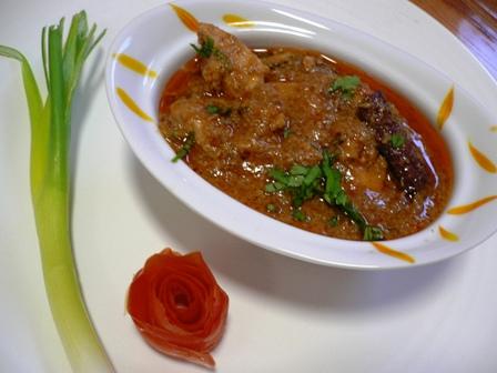 Chicken Koorma